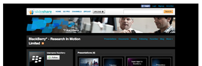 Pro Channels on SlideShare